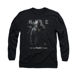 Image for Dark Knight Rises Long Sleeve Shirt - Bane Rise
