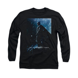 Image for Dark Knight Rises Long Sleeve Shirt - Batman Poster
