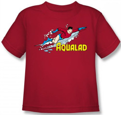 Image for Aqualad Kid's T-Shirt
