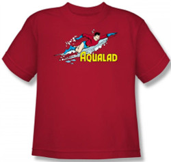 Image for Aqualad Youth T-Shirt