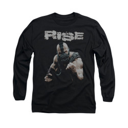 Image for Dark Knight Rises Long Sleeve Shirt - Rise