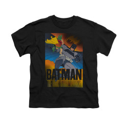 Image for Batman Youth T-Shirt - Dk Returns