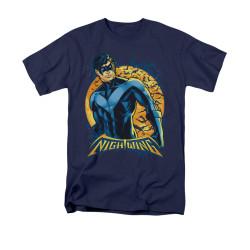 Image for Batman T-Shirt - Nightwing Moon