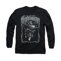 Image for Batman Long Sleeve Shirt - Nightwing Biker