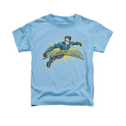 Image for Batman Toddler T-Shirt - Nightwing Burst