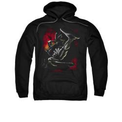 Image for Batman Hoodie - Kick Swing