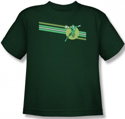Image for Green Lantern Stripe Youth T-Shirt