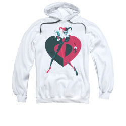 Image for Batman Hoodie - Harely  Heart