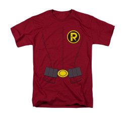 Image for Batman T-Shirt - New Robin Uniform