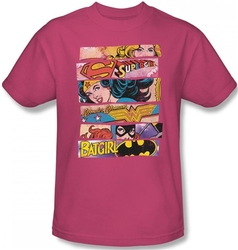 Image for Justice League of America Three of a Kind T-Shirt