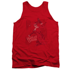 Image for Batman Tank Top - Harley's Packing