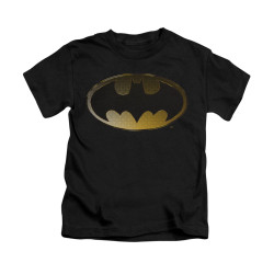Image for Batman Kids T-Shirt - Halftone Bat