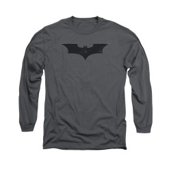 Image for Batman Begins Long Sleeve Shirt - Logo