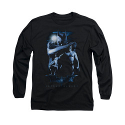Image for Batman Begins Long Sleeve Shirt - Forlorn Future