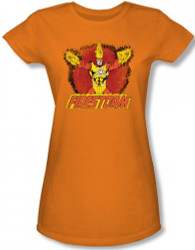 Image for Firestorm Ring Girls Shirt