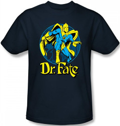 Image Closeup for Dr. Fate Ankh T-Shirt