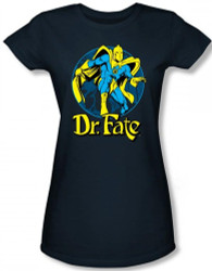 Image for Dr. Fate Ankh Girls Shirt