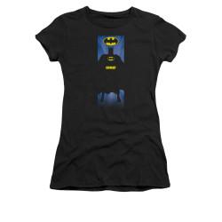 Image for Batman Girls T-Shirt - Batman Block