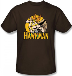 Image Closeup for Hawkman T-Shirt