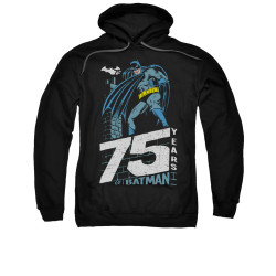 Image for Batman Hoodie - Rooftop