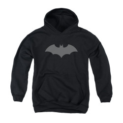 Image for Batman Youth Hoodie - 52 Black