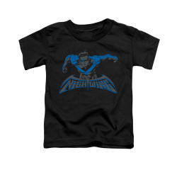 Image for Batman Toddler T-Shirt - Wing Of The Night