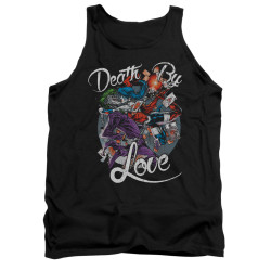 Image for Batman Tank Top - Death By Love