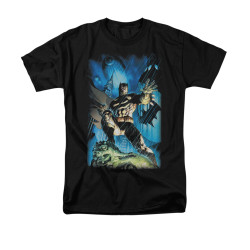 Image for Batman T-Shirt - Stormy Dark Knight