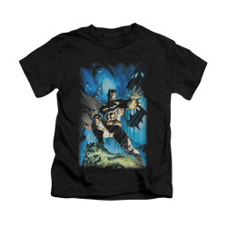 Image for Batman Kids T-Shirt - Stormy Dark Knight
