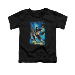 Image for Batman Toddler T-Shirt - Stormy Dark Knight