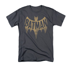 Image Closeup for Batman Classic TV T-Shirt - Vintage Logo