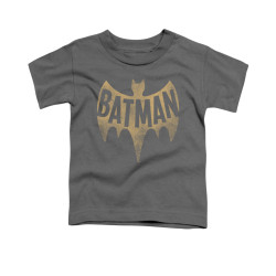 Image Closeup for Batman Classic TV Toddler T-Shirt - Vintage Logo