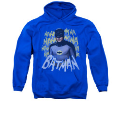 Image for Batman Classic TV Hoodie - Theme Song