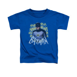 Image Closeup for Batman Classic TV Toddler T-Shirt - Theme Song