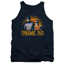 Image Closeup for Batman Classic TV Tank Top - Dynamic