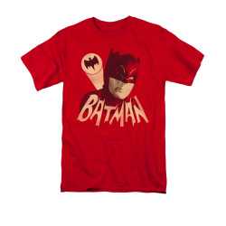 Image Closeup for Batman Classic TV T-Shirt - Bat Signal