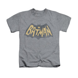 Image Closeup for Batman Classic TV Kids T-Shirt - Show Logo