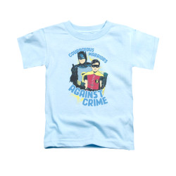 Image Closeup for Batman Classic TV Toddler T-Shirt - Courageous Warriors