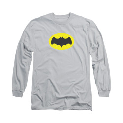 Image Closeup for Batman Classic TV Long Sleeve Shirt - Chest Logo