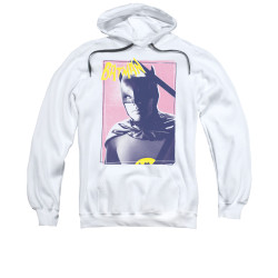 Image Closeup for Batman Classic TV Hoodie - Wayne 80's