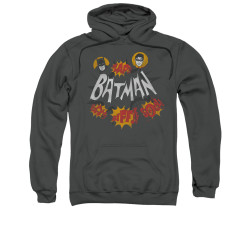 Image Closeup for Batman Classic TV Hoodie - Sound Effects