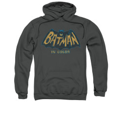 Image Closeup for Batman Classic TV Hoodie - In Color