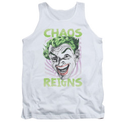 Image for Batman Classic TV Tank Top - Chaos Reigns