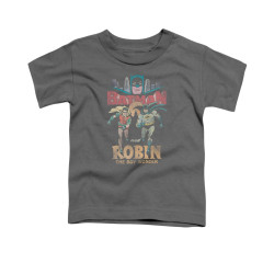 Image for Batman Classic TV Toddler T-Shirt - Classic Duo
