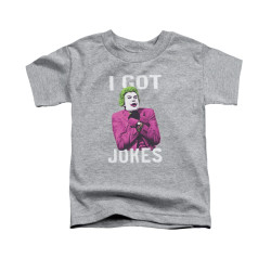 Image for Batman Classic TV Toddler T-Shirt - Got Jokes