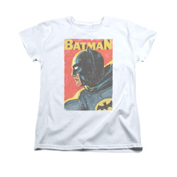 Image for Batman Classic TV Womans T-Shirt - Vintman