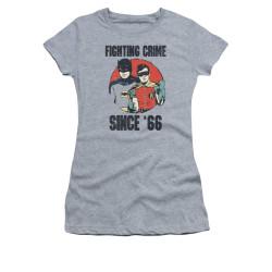 Image for Batman Classic TV Girls T-Shirt - Since 66