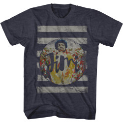 Image for Jimi Hendrix T-Shirt - Lines
