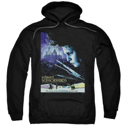 Image for Edward Scissorhands Hoodie - Poster
