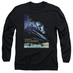 Image for Edward Scissorhands Long Sleeve Shirt - Poster